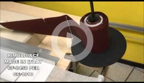 "Embedded thumbnail for CF 0450 FUSING MACHINE FOR POLO MODEL ""A"""